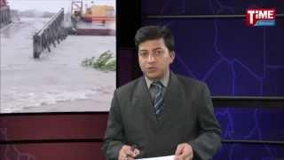 Aila hit the south-western coastal town Bangladesh