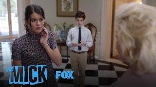 Grandma Teaches Sabrina A Lesson | Season 1 Ep. 2 | THE MICK