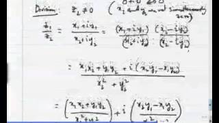 Mod-01 Lec-01 Introduction to Complex Numbers