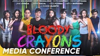 [FULL] 'Bloody Crayons' Grand Media Launch