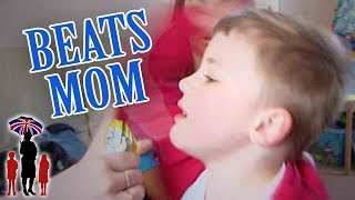 Supernanny | 4yr Old Beats Up Mom Over Snack
