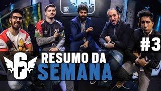 #BR6 - RESUMO DA SEMANA #3 (2ª Temporada 2017)