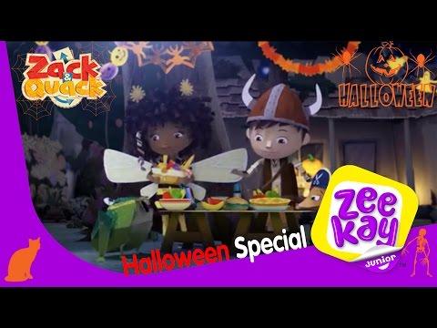Xxx Mp4 A Halloween Adventure Zack Quack ZeeKay Junior 3gp Sex