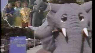 Classic Nick Promo (Early 90's)  - Sharon Lois & Bram's Elephant Show