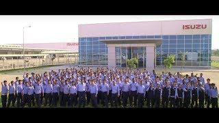 Isuzu manufacturing plant India - Isuzu Motors India