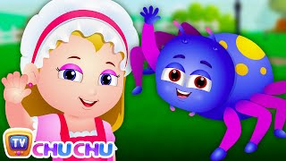 Little Miss Muffet Nursery Rhyme | Cartoon Animation Nursery Rhymes & Songs for Children | ChuChu TV