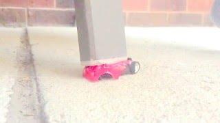 iPhone slow mo car crush