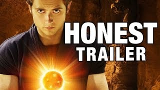 Honest Trailers - Dragonball Evolution (Feat. TeamFourStar)