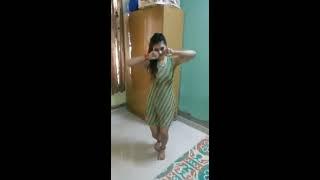 Indian girl hot dance