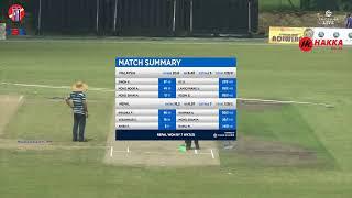 T20i - MALAYSIA Vs NEPAL - Match 1