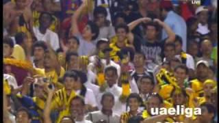 اهداف مباراة الاتحاد السعودي والوحده الاماراتي 4-0