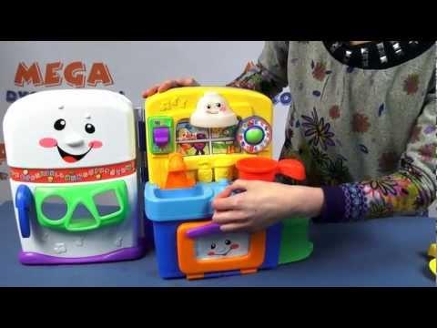 Learning Kitchen Kuchnia dwujęzyczna Laugh&Learn Gotuj i Ucz się Fisher Price Mattel