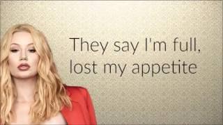 Iggy Azalea - Team ( Clean Lyrics With Audio )