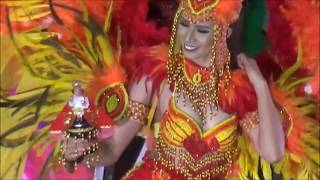 Sexy Philippine beauties in amazing costumes!  Iloilo, Philippines