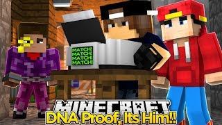 Minecraft Adventure - IT'S HIM, WE CATCH BROCK'S DAD!!!