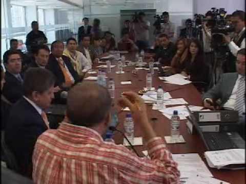 SRI y la Coorporación Aduanera acudieron a la Comisión de lo Económico de la Asamblea