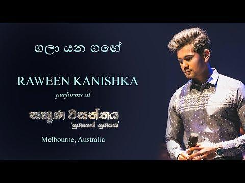Xxx Mp4 RAWEEN KANISHKA Live At Quot සකුණ වසන්තය Quot Australia ගලා යන ගඟේ 3gp Sex