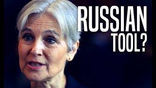 Jill Stein Smeared as a