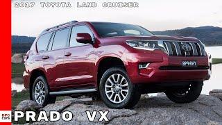2017 Toyota Land Cruiser Prado VX