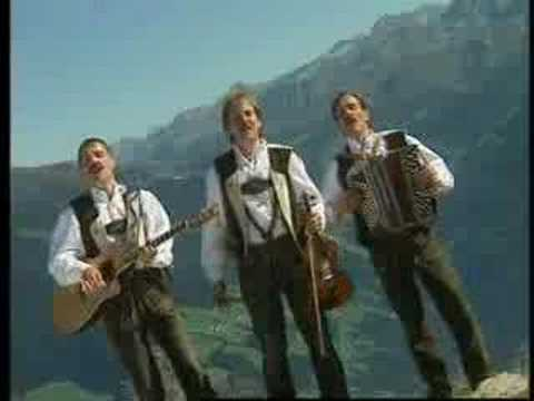 Zellberg Buam Tirolerzeit
