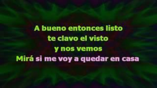 Mano Arriba - La noche no es para dormir - Karaoke / Instrumental