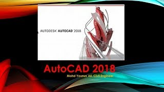 AutoCAD 2018 - 21. Move Command