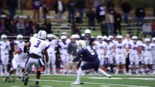 Trinity Bantams Fall Sports Highlights 2016