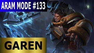 Garen - Aram Mode #133 Full League of Legends Gameplay [Deutsch/German] Let's Play LoL