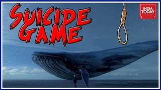 Blue Whale Game Banned In India