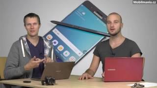 Týden mobilně 355 - kauza Note 7, Sony Xperia X Compact