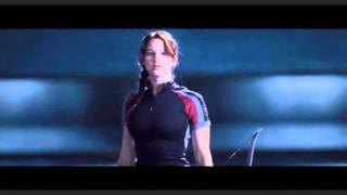 The Hunger Games Scoring scene