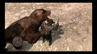 Sly Shooter - Red Dead Redemption Funny/Brutal Moments Compilation Vol.24 (Bear Attack/Ledge/Tower)