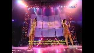 THE POWER OF LOVE - Regine Velasquez & Pops Fernandez (Queens on Fire Concert)