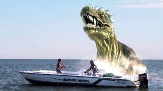 POSEIDON REX Trailer [Monster Movie - 2014]