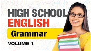 High School Grammar Part 01   Learn English Grammar   English Learning