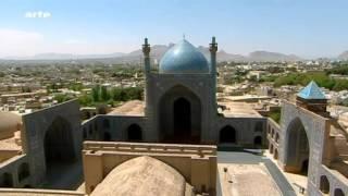 La Mosquée royale d'Ispahan
