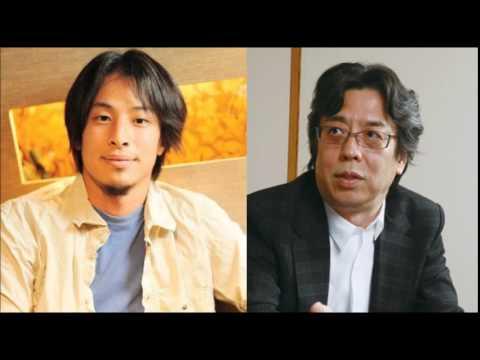 ひろゆき(西村博之)と小林よしのりが『遅刻』と『就職』についてトーク