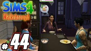 The Sims 4 Playthrough: Part 44 - Moving House Time! - (PC / Gameplay / Walkthrough)