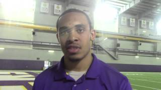 LSU CB Ed paris knows opponents will pick on him in 2015 | Video
