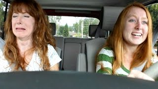 My Mom Teaches Me How To Drive