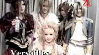 Versailles funny moments ~Amorphous~