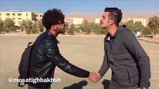 باحال ترین کلیپ های mosatighbakhsh (خنده در حد مرگ) قسمت ششم #2018