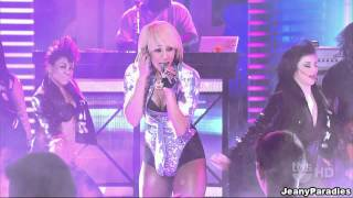 Keri Hilson - Pretty Girl Rock - live