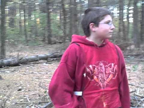 little kid shot with paintball gun FUNNY!