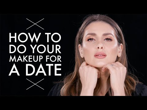 HOW TO DO YOUR MAKEUP FOR A DATE TUTORIAL ALI ANDREEA