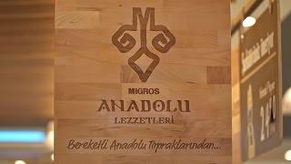 Anadolu Lezzetleri'ni Geleceğe Taşıyoruz!