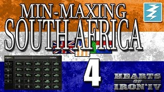 SOUTH AFRICA VS SUPER ITALY [4] Hearts of Iron IV
