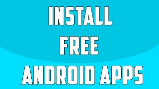 How to Install free apps on android (VSHARE)