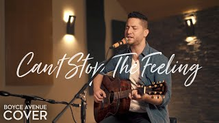 Can't Stop The Feeling - Justin Timberlake (Boyce Avenue acoustic cover) on Spotify & iTunes