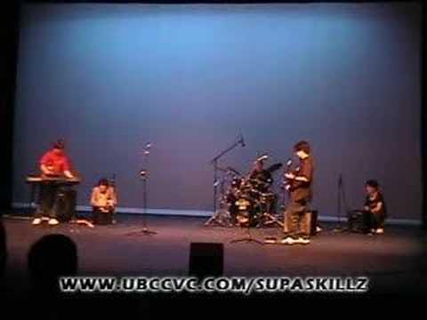 UBC CVC SUPASKILLZ 3 Talent Show